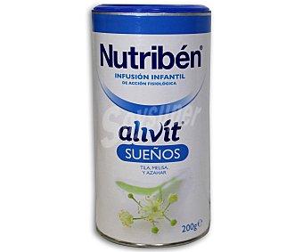 Nutribén Alivit Sueños con tila, melisa y azahar Bote 200 g
