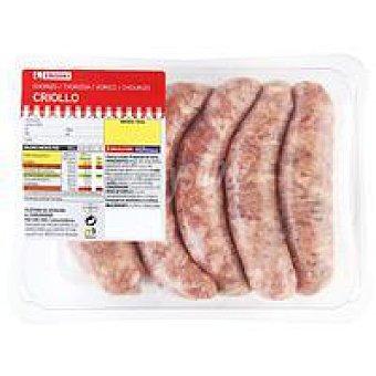 Eroski Chorizo criollo 480 g