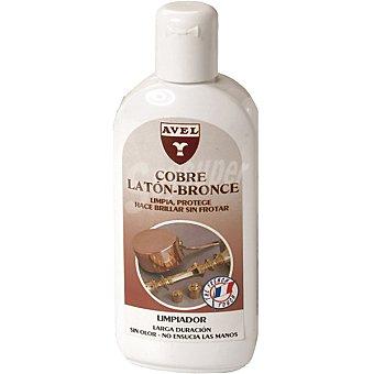 Avel Limpia metales cobre laton y bronce Frasco 250 ml