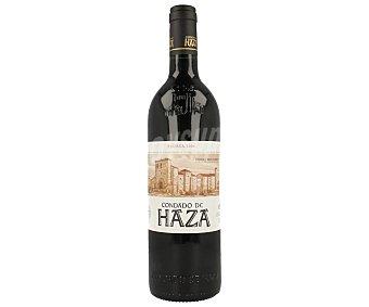 Condado de Haza Vino tinto reserva con denominación de origen Ribera del Duero Botella de 75 cl