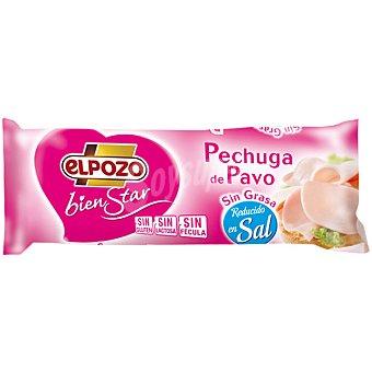ElPozo Pechuga de pavo sin grasa sin sal  Pieza 400 g