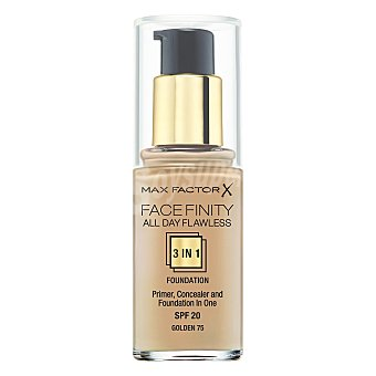 Max Factor Maquillaje Face Finity 3en1 75 1 ud