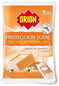 Orion Bolsa antipolillas jabón de marsella 20 ud