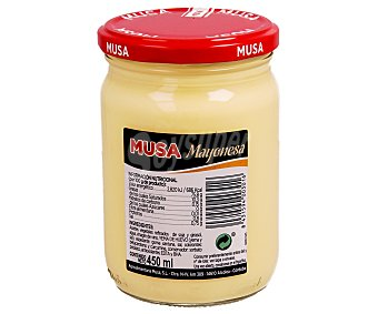 Musa Mayonesa Tarro de 450 ml