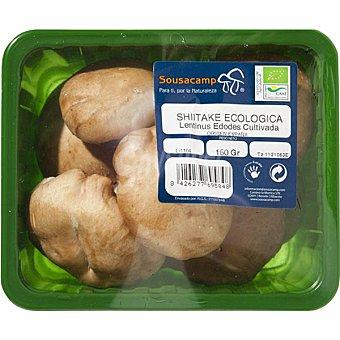 YAÑEZ Setas shiitake ecologicas Bandeja 150 g