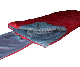 PRODUCTO ECONÓMICO Saco transformable de polyester 100% con relleno de 120 gramos, alcampo 120 gramos
