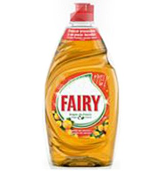 FRESH Lavavajilla fairy naranja 383 ML