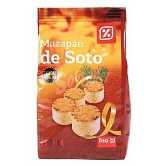 DIA Mazapán de soto Bolsa 250 gr