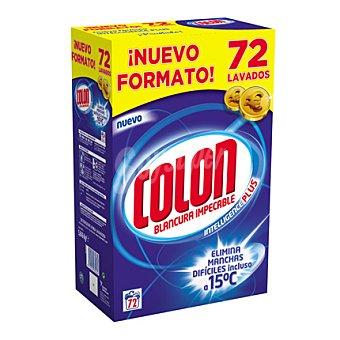 Colón Detergente Polvo 72 cacitos