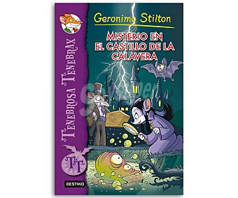 El Castillo Gerónimo Stilton, Tenebrosa Tenebrax 2, Misterio en el castillo de la calavera. vv.aa. Género: intantil. Editorial: Destino. Descuento ya incluido sobre PVP Anterior. PVP anterior: