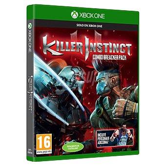 XBOX ONE Videojuego Killer Instinct: Combo Breaker Pack 1 Unidad