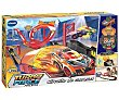 Circuito de carreras Turbo Force Racers con coche incluido, vtech.  V-tech