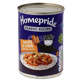HOMEPRIDE Salsa para cocinar Agridulce 400 g