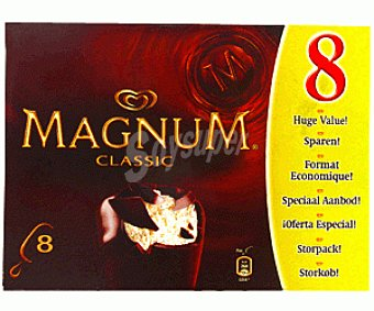 Frigo Magnum Bombón classic 8 unidades de 110 mililitros