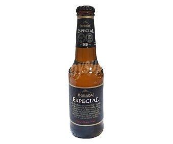 Dorada Cerveza especial Botella 3 cl