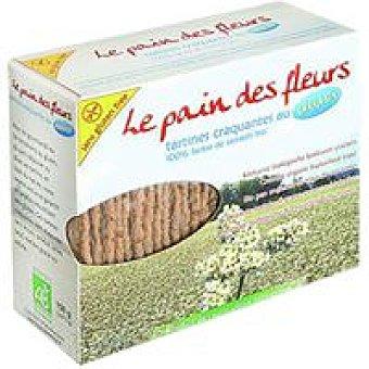 PAN de FLORE Tostadas de pan de flores Paquete 150 g