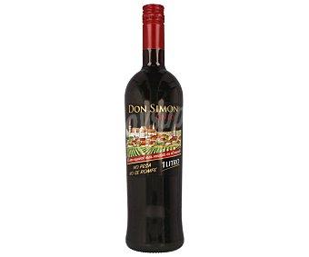 Don Simón Vino tinto 1 litro