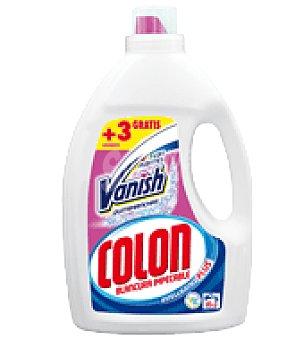 Colon Detergente líquido con Vanish 40 lavados