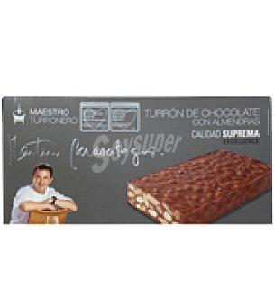 Martin Berasategui Turrón de chocolate con almendras 300 g