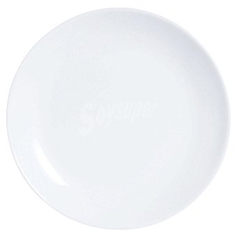 Luminarc Diwali Plato de postre en color blanco 19 cm