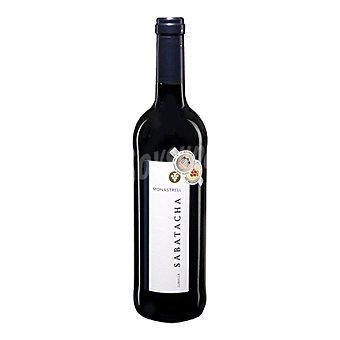 Sabatacha Vino D.O. Jumilla tinto Monastrell 75 cl
