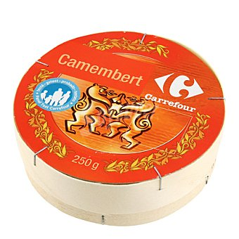 Carrefour Queso Camembert 250 g