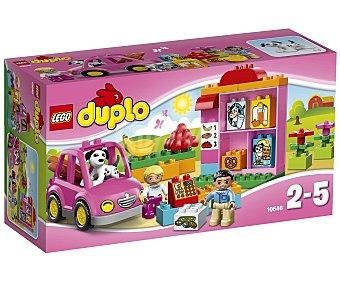 LEGO Juego de Construcciónes El Supermercado, Modelo 10546 1 Unidad