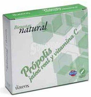 Deliplus Ampollas propolis (jalea real y vitamina C) Caja 12 u