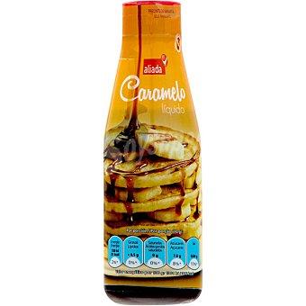 ALIADA sirope de caramelo líquido  botella 300 g