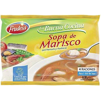 Frudesa Sopa de marisco Bolsa 400 g
