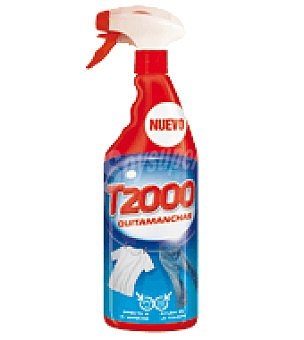 T2000 Quitamanchas pulverizador 600 ml