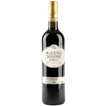 ALCEÑO Vino tinto crianza seleccion D.O. Jumilla botella 75 cl Botella 75 cl
