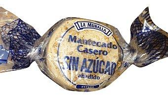 LA MURALLA SURTIDO GRANEL MANTECADO CASERO SIN AZUCAR *NAVIDAD* 1 u