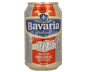 Bavaria Cerveza sin alcohol 33 cl