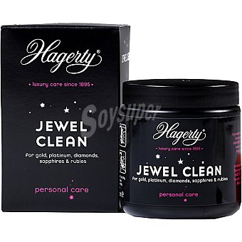 HAGERTY Limpiador Jewel Clean para piedras preciosas por inmersión Bote 150 ml