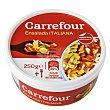 Ensalada italiana 250 g Carrefour