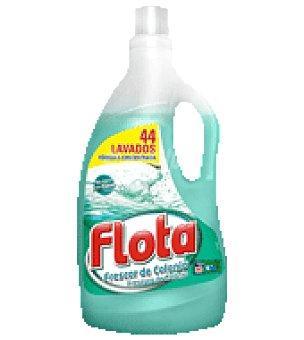 Flota Detergente gel frescor colonia 4litros 44 lavados