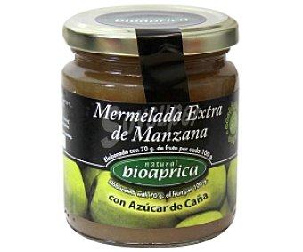 BIOAPRICA Mermelada de Manzana con Azúcar de Caña Ecológico 275 Gramos