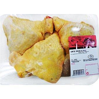 Cuartos Traseros de Pollo Amarillo - Peso Aproximado Bandeja 1,3 kg