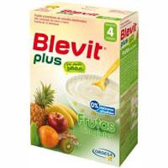 BLEVIT Blevit Plus frutas Caja 300 g