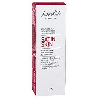 Bonté Crema depilatoria piel sensible Tubo 200 ml