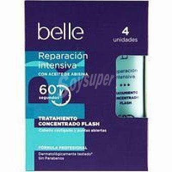 Belle Tratamiento capilar 60 segundos Caja 4 unid
