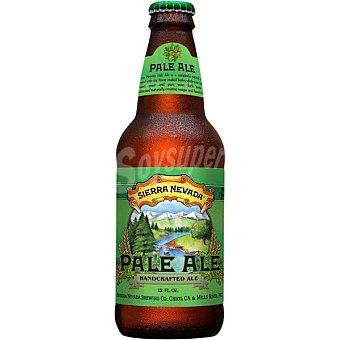 Variedad Sierra nevada cerveza rubia artesana estadounidense Pale Ale Botella 35,50 cl