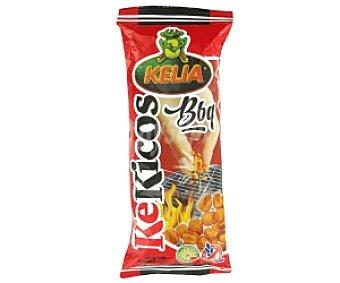 Kelia Maíz Frito con sabor a Barbacoa Kekicos Bbq 122 Gramos