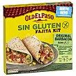 Kti fajitas sin gluten y sin lactosa 462 g Old El Paso