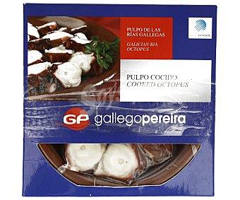 GALLEGO PEREIRA Pulpo de las rias gallegas a la cazuela 150 gr