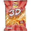 3D conos snack de maíz sabor bacon bolsa 100 g bolsa 100 g Matutano