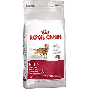ROYAL CANIN FIT Alimento especial para gato adulto moderadamente activo bolsa 2 kg Bolsa 2 kg