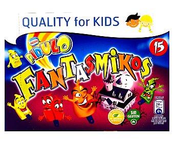 Fantasmikos Nestlé Mini polos de sabores 15X15 mililitros