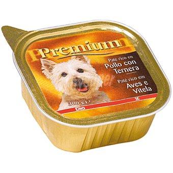 AS Paté para perros rico en ave y con ternera tarro 300 gr Tarro 300 gr